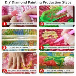 Diamond art sticky pad